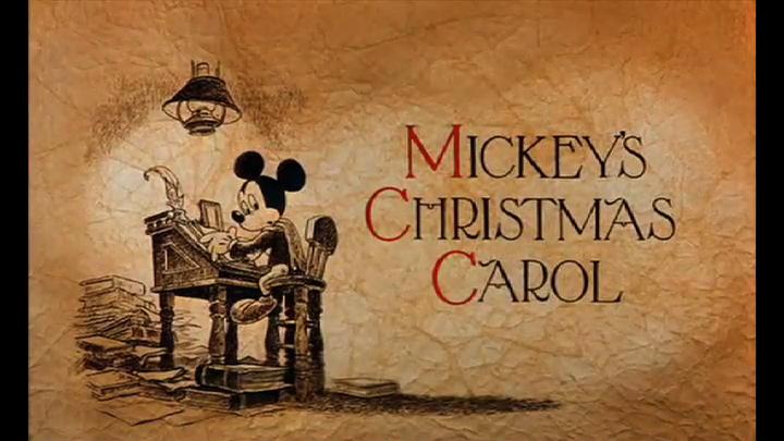 Disney Christmas Carol.Whatsoever Critic Mickey S Christmas Carol Christmas