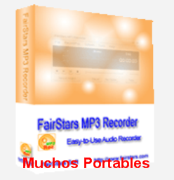 FairStars MP3 Recorder Portable