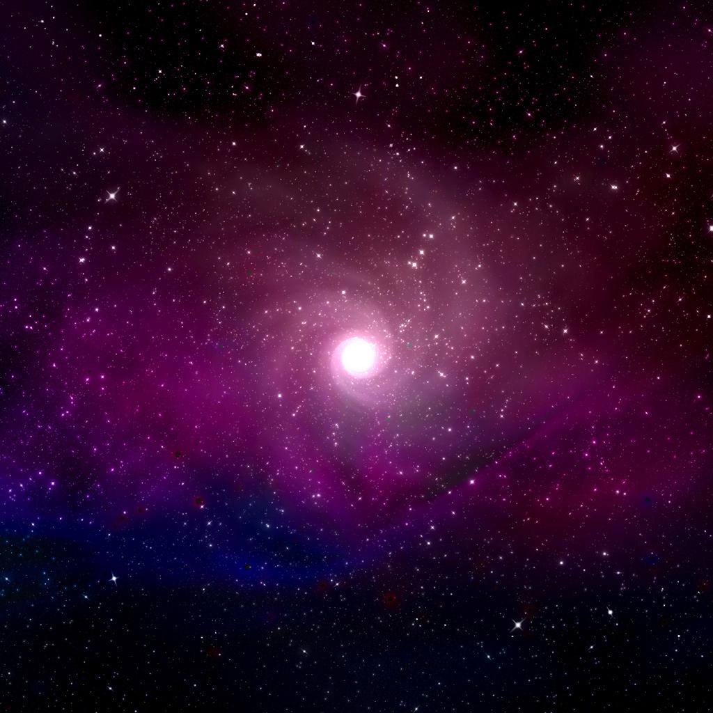 Mashababko: Space Vortex Wallpaper