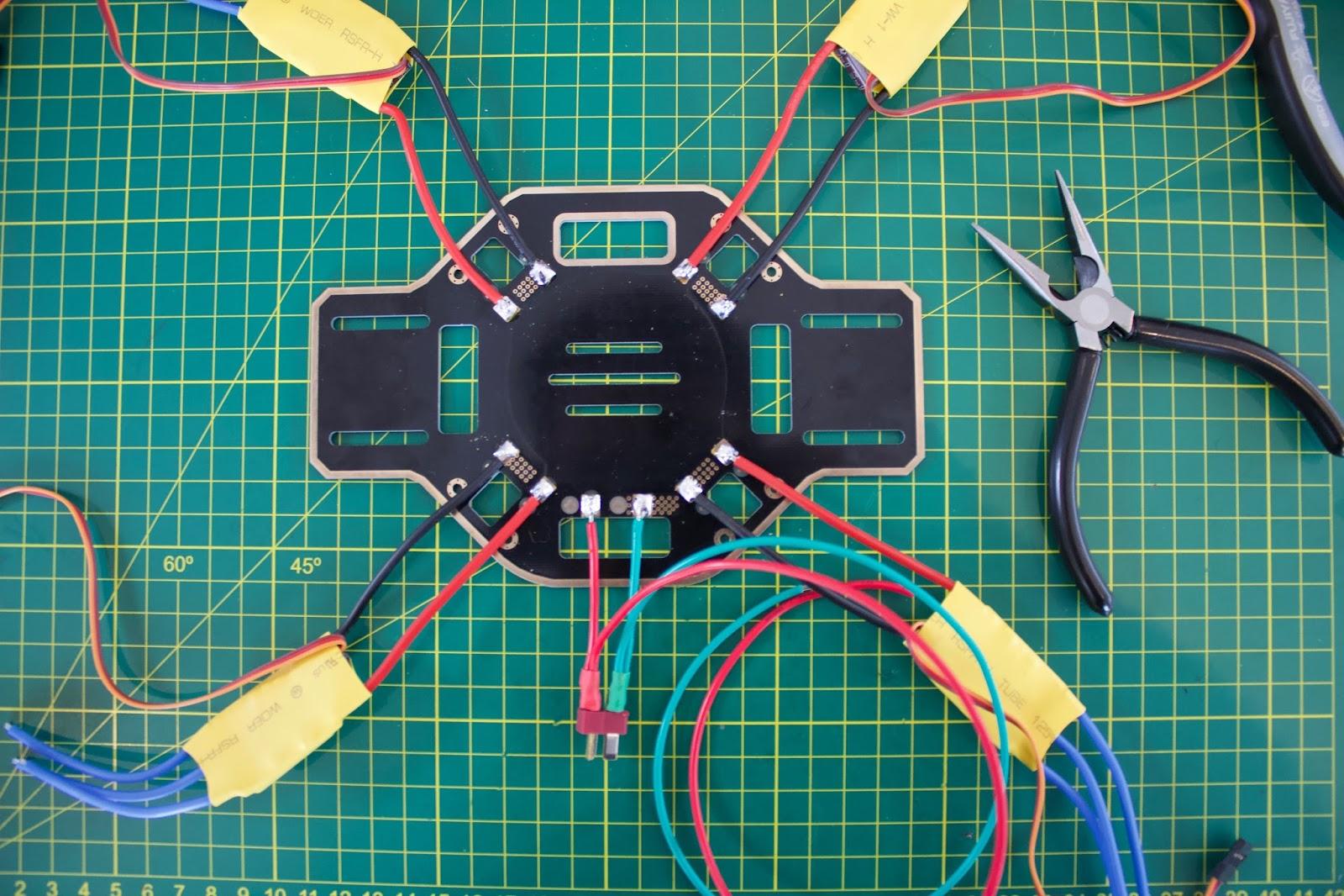 Reefwing Robotics: Arduino Self Levelling Drone (Part 2)