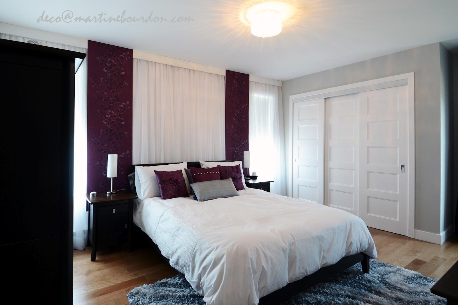L 39 espace d co avant apr s une chambre coucher romantique et styl e - Les chambre a coucher ...