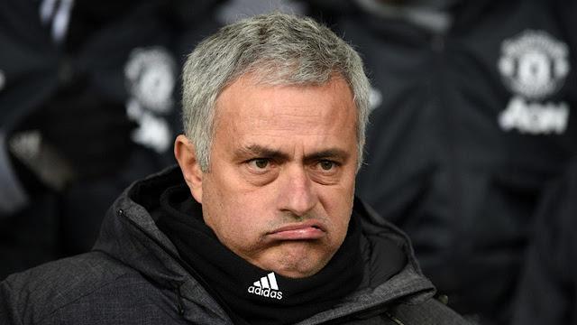 Gejolak di Old Trafford, Pertanda Mourinho Tinggalkan MU?