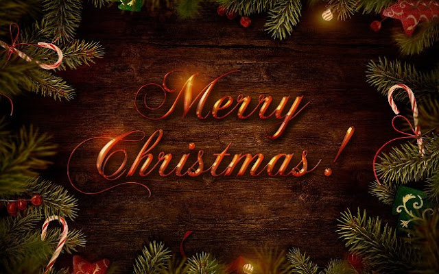 Merry Christmas Hd Wallpaper 2017.