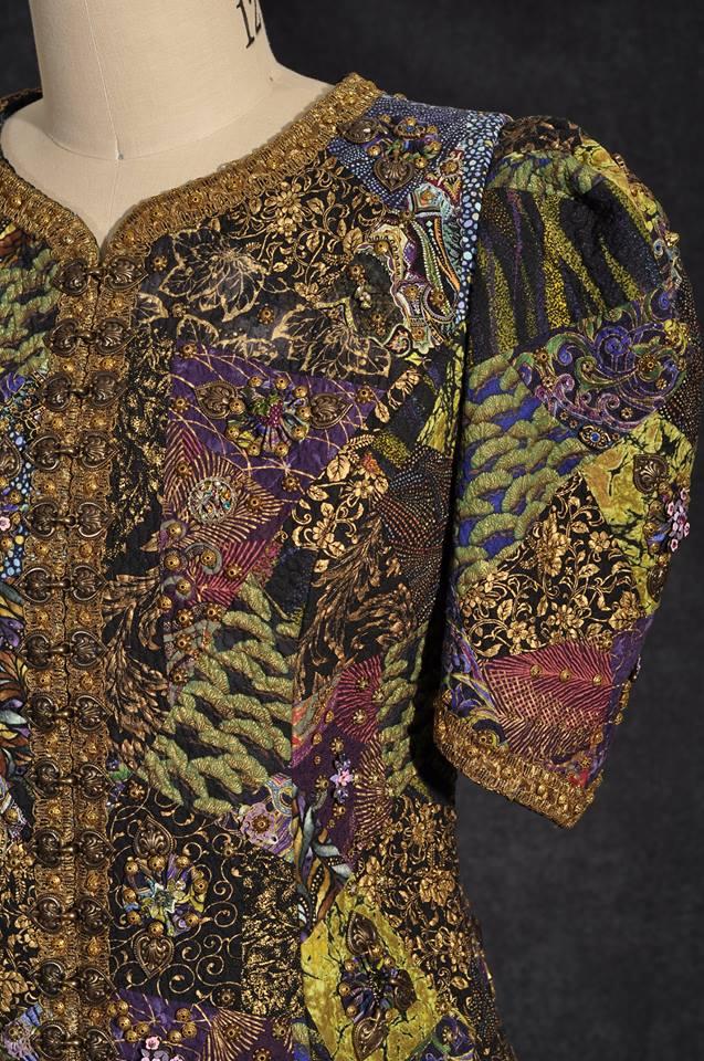 quiltwe ubrania