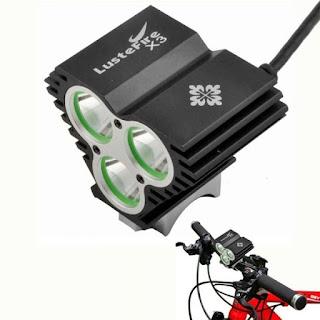 potentes luces para bicicletas