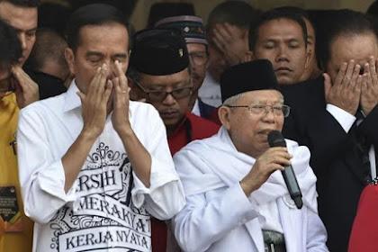 Hasil Ijtima Ulama III, Pilpres 2019 Curang dan Jokowi-Maruf Harus Didiskualifikasi