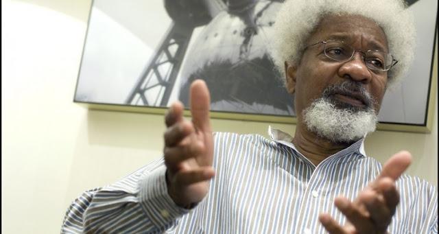 Why I support agitation for Biafra – Wole Soyinka
