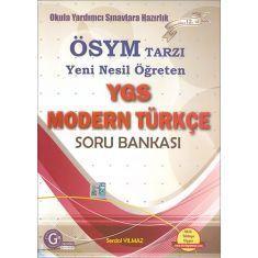 Gür YGS Modern Türkçe Soru Bankası