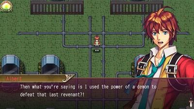 Revenant Saga Story
