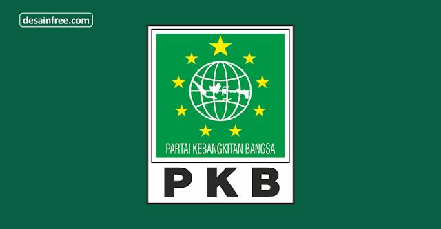 Logo PKB Partai Kebangkitan Bangsa Format CorelDraw