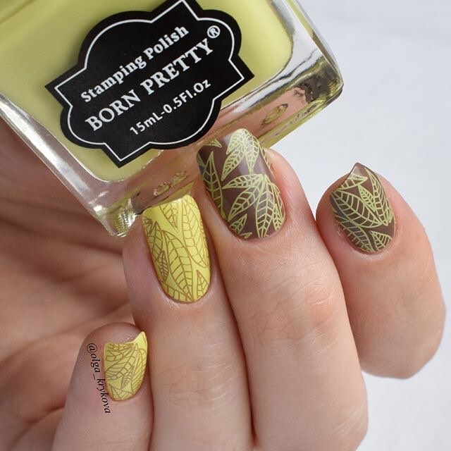 Born Pretty Store Blog: BORN PRETTY Stamping Plate Nails Sharing ...