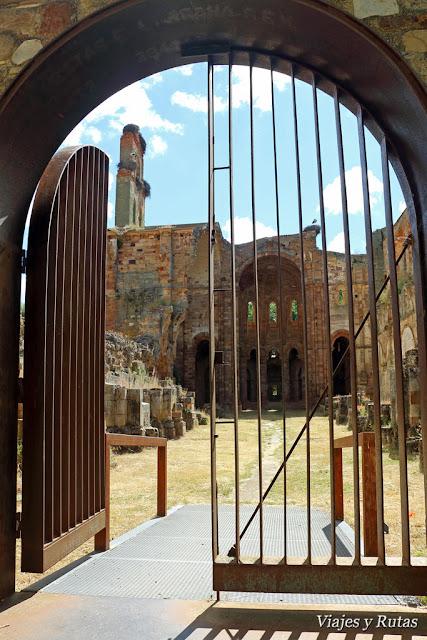 Iglesia del Monasterio de Moreruela, Zamora