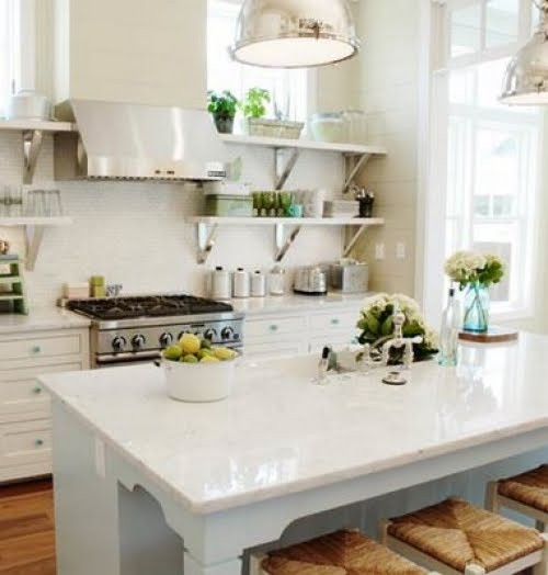 Interior Design Kitchen Photos: Home Interior Design & Remodeling: Why An All-white