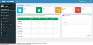 Sistem Informasi Akademik Sekolah dengan PHP dan MySQL