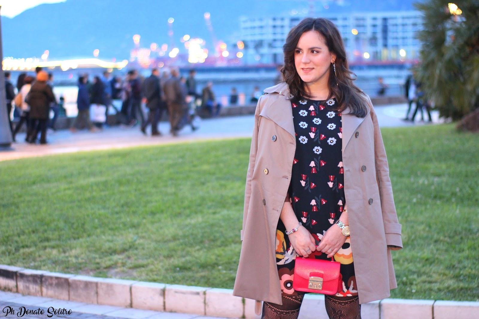 Come abbinare le calze a rete per non apparire volgari! fashion blogger Salerno