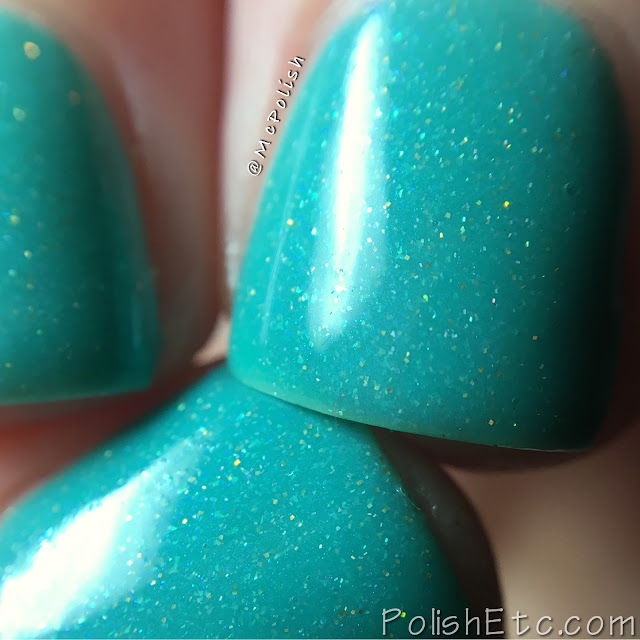 Lavish Polish - Vacation Collection - McPolish - Bora Bora