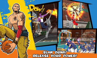 Streetball Hero Mod Apk Unlocked All Item