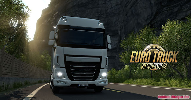 Download game Euro Truck Simulator 2 v1.20.1s Full crack