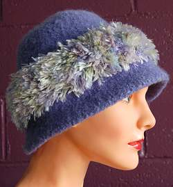 88f5a95aac8 Miss Julia s Patterns  Free Patterns - 25 Easy Cloche Hats to Knit