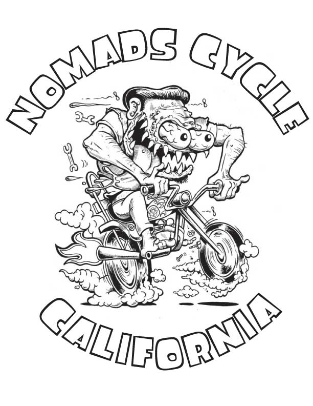 NOMAD's CYCLE: December 2012