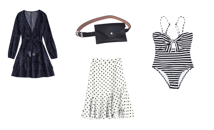 Black and White Summer Wishlist