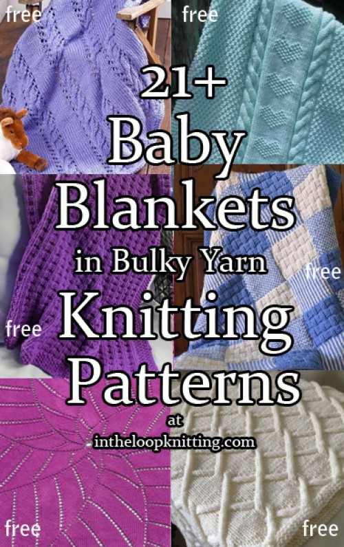 Beautiful Skills Crochet Knitting Quilting Quick Baby Blanket