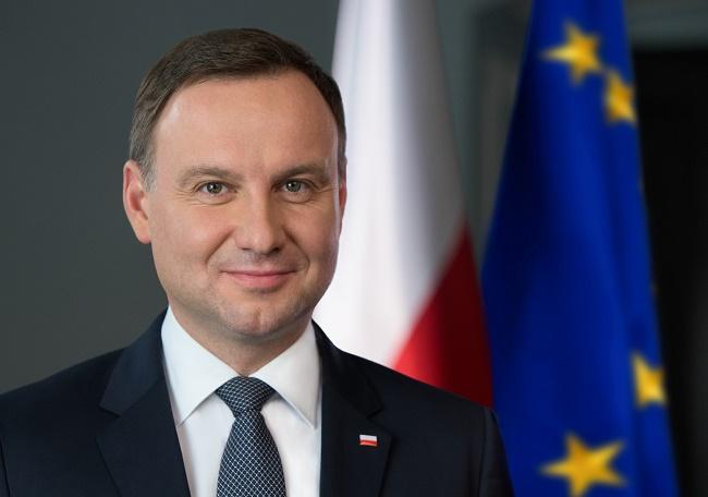 Prezydent Andrzej Duda - fot. prezydent.pl