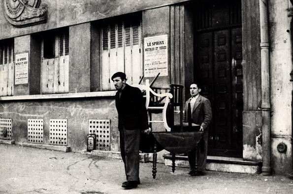 Temps h 13 avril 1946 fermeture d finitive des maisons for Ancienne maison close paris