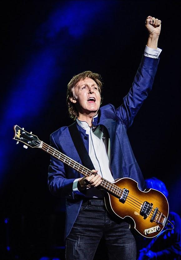Paul McCartney : sa tournée, ses rituels et la poésie du rap