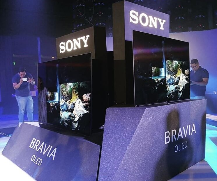 Sony Launches 2018 Line of Bravia OLED and 4K HDR TVs