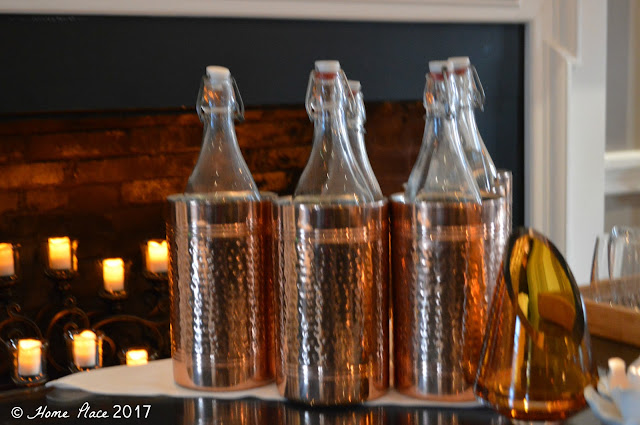 Copper Vessels at 30Boltwood