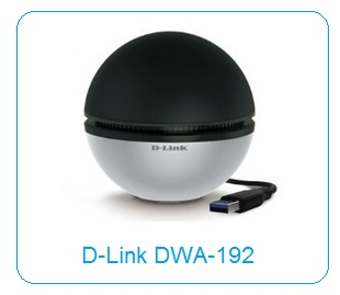 Adapter lets you experience faster wireless speeds than ever before by delivering powerfu Download D-Link DWA-192 wireless DRIVER for Windows/Mac