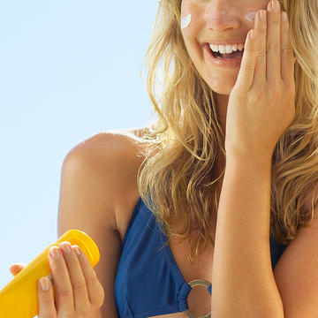 The New Sunscreen That Lets You Absorb Vitamin D