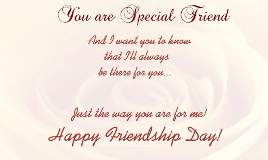 Friendship Day Message for Whatsapp