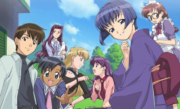 Anime Romance Slice of Life Terbaik - Ai Yori Aoshi