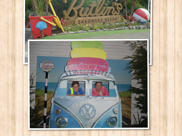 #OurSummerDays Day 20 at Butlins, Skegness - Arrival and Splashworld