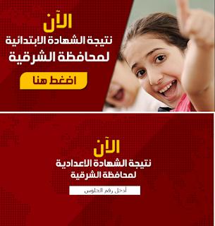 محافظ الشرقيه يعتمد نتيجة الشهادة الأبتدائيه والاعداديه 2017 خلال شهر فبراير - الترم الأول