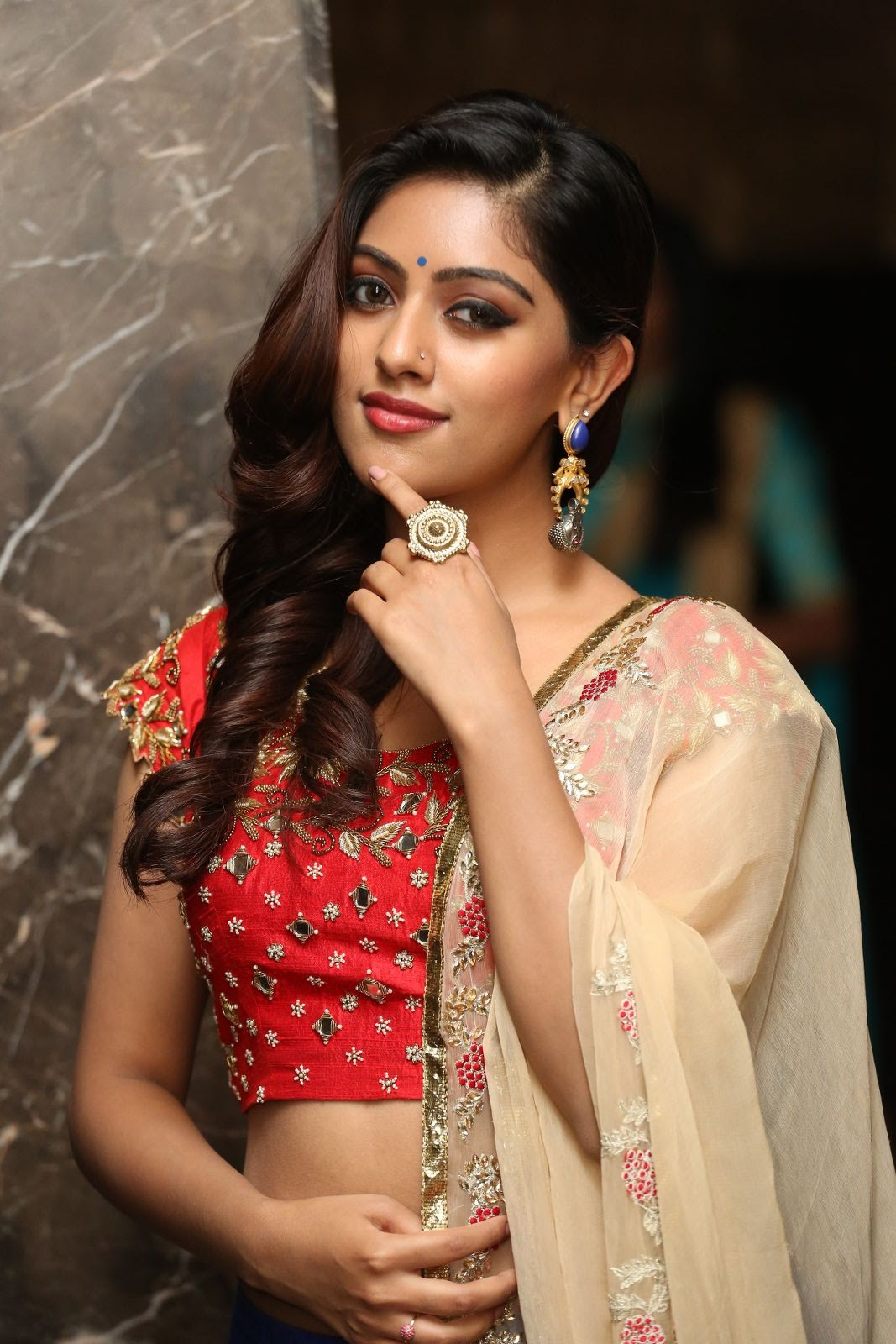 Anu Emmanuel new glam pics-HQ-Photo-9