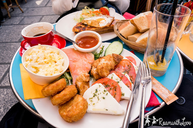 france, Honeymoon, Paris, review, ฝรั่งเศส, รีวิว, ฮันนีมูน, ร้านอาหาร, cafe jade
