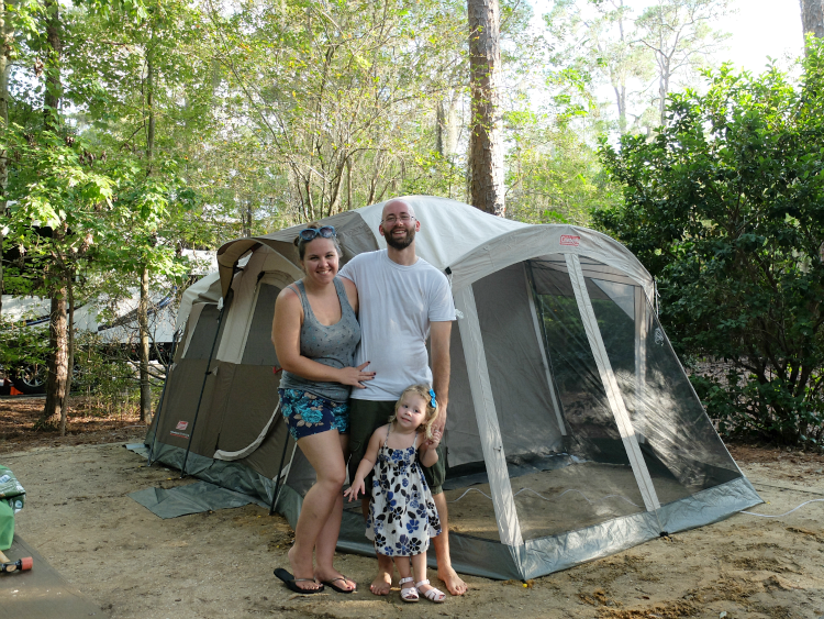 Walt Disney World's Fort Wilderness Campgrounds