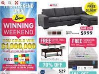 Leon's Flyer Winning Weekend valid June 15 - 20, 2017