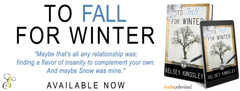 To Fall For Winter Release Blitz