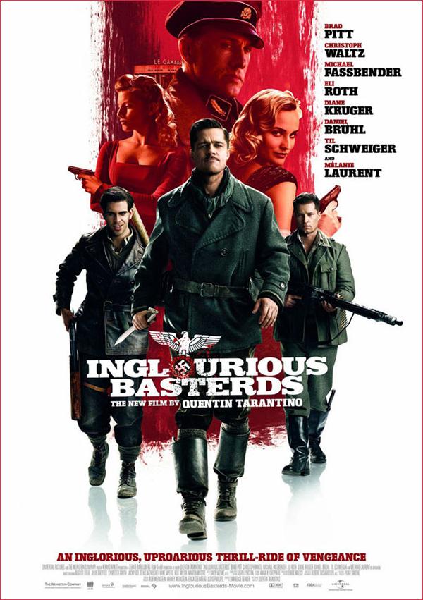 inglourious-basterds-creative-movie-poster-design