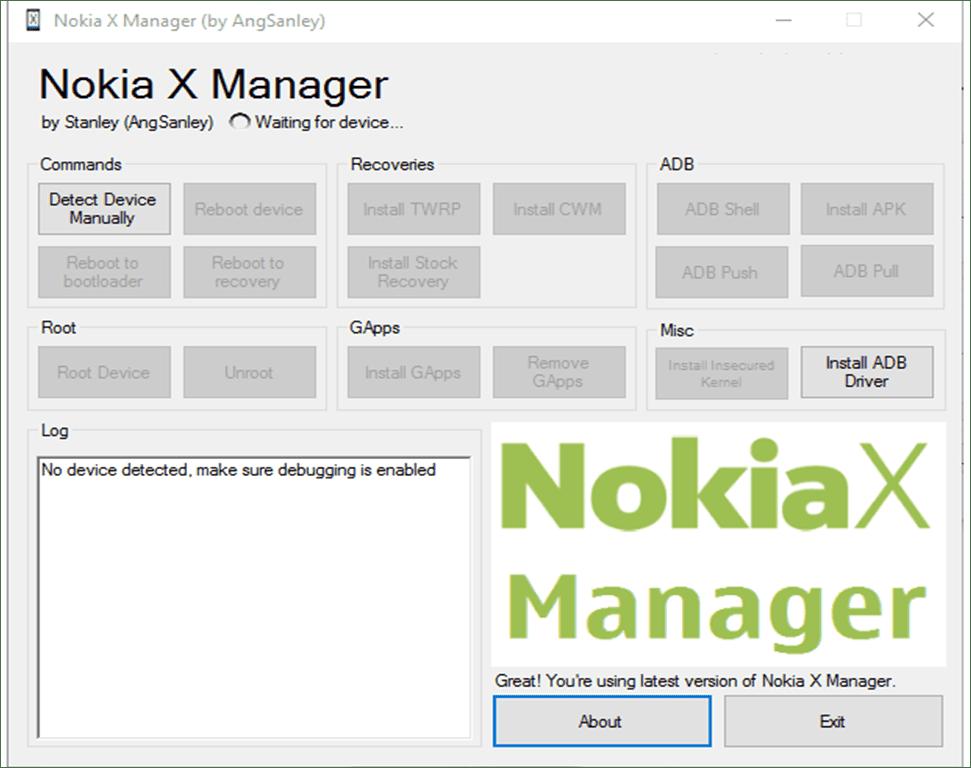 Nokia X Manager dan Cara Menggunakannya