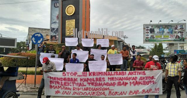 DPRD Tanjungbalai :Kalau Polres Tidak Sanggup Mengungkap ,Kita Buat Laporan di Polda