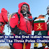 Indian Gorkha Kumar Thapa the only Indian to scale Mount Everest and reach South Pole