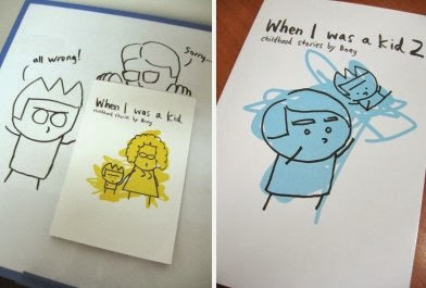 """When I Was A Kid"", Books 1 and 2"