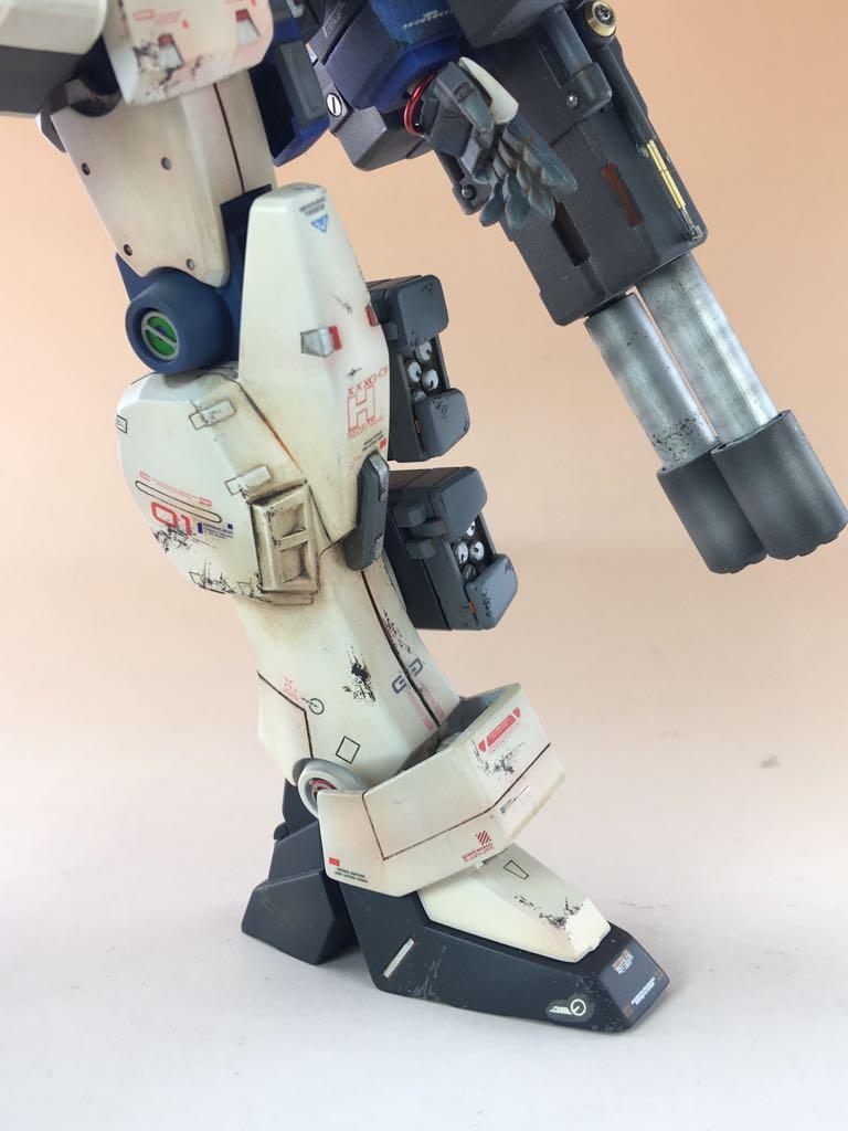 Custom Build: MG 1/100 Gundam Heavy Arms Custom EW - Gundam Kits Collection News and Reviews