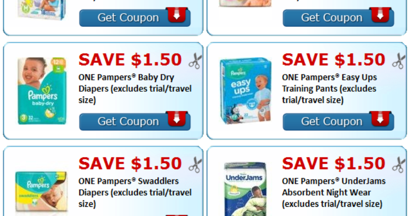 Get a rebate of $ when you buy Pampers Splashers Swim Diapers. Any variety. Must sign up and upload receipt.