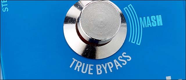 Qué es el True Bypass en los Pedales de Efectos